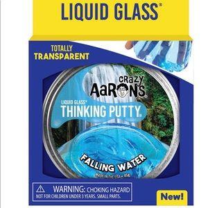 Crazy Aaron's Liquid glass thinking putty